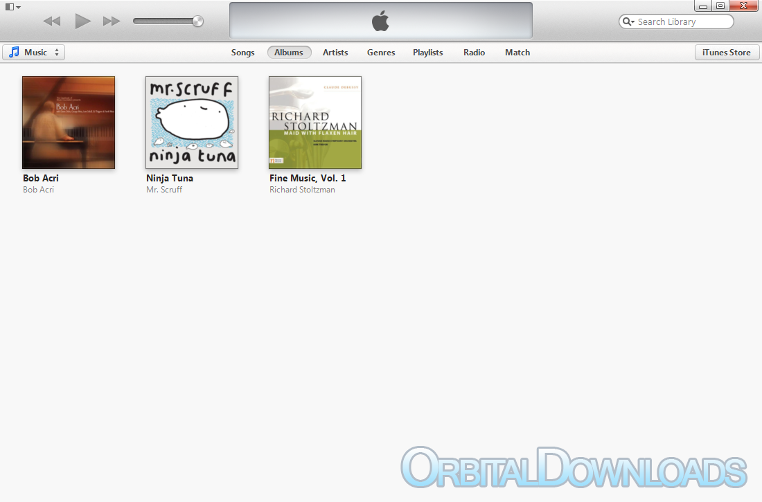 Download iTunes 12 4 1 (32-bit) - OrbitalDownloads