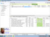 Screenshot of µTorrent